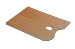 Vang Holzpalette eckig und oval