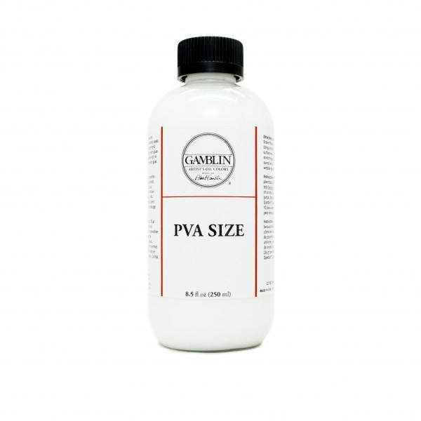 Gamblin Poly Vinyl Acetate (PVA) Size 250ml
