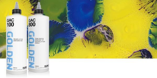 GAC - 800 Pouring Medium (3980)