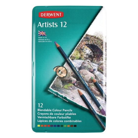 Derwent Artists Set