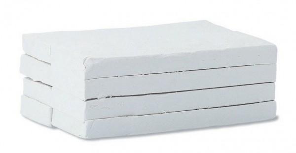 KOH I NOOR Modelliermasse 1000 g , weiß / 8 x 125 g (131501)