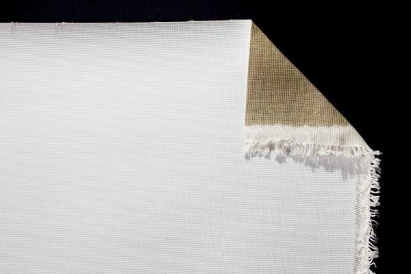 Grundierte Baumwolle 300g/m² 2,10 m breit mittelfein Nr.31