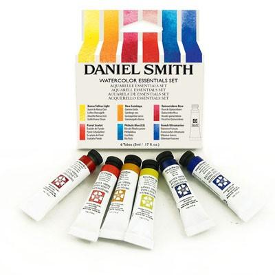 DANIEL SMITH Essentials Watercolor 6-Set 5ml