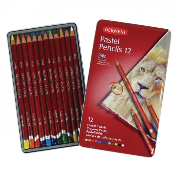 Derwent Pastel Pencils Set