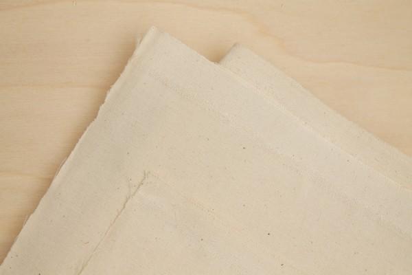 Ungrundierte Baumwolle Nessel 200g/m² 3,2 m breit Nr.320
