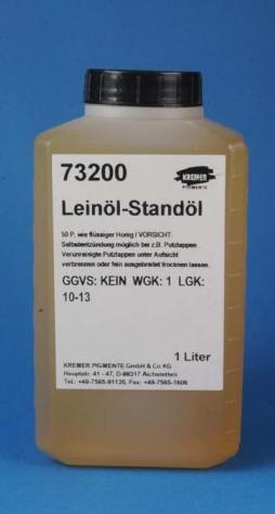 Kremer Leinöl Standöl, 45P (73200)