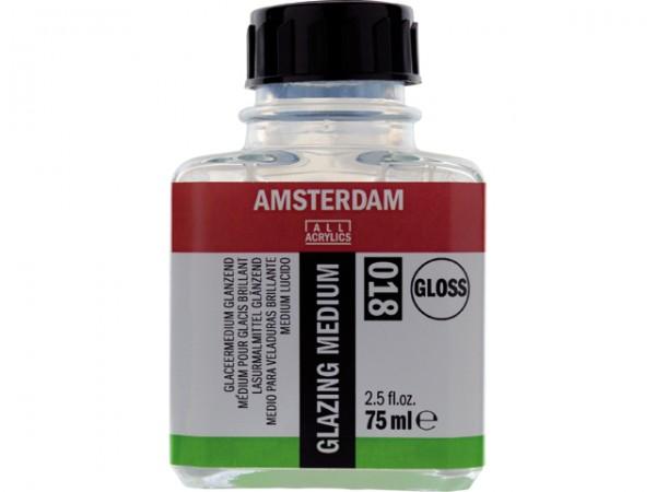Talens Amsterdam Lasurmalmittel glänzend 018