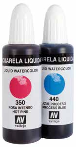 Vallejo Liquid Watercolor 32ml