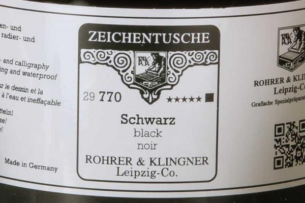 Rohrer & Klingner Calligraphy Ink