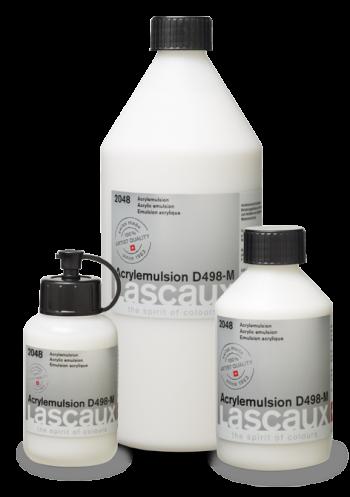 Lascaux Acrylic Emulsion D 498-M (2048)