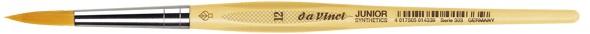 Da Vinci JUNIOR Synthetik Pinsel rund für die Schule serie 303