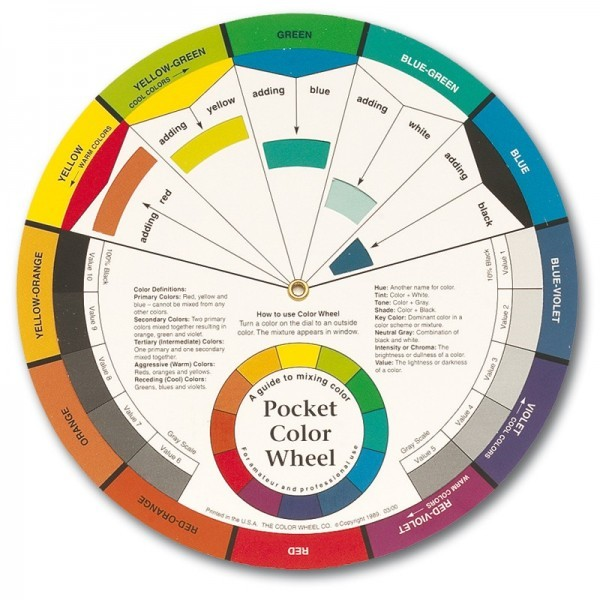 Farbkomponist Color Wheel