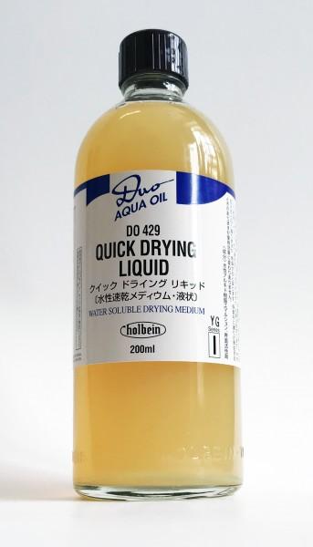 Holbein DUO Aqua Oil Quick Drying Liquid
