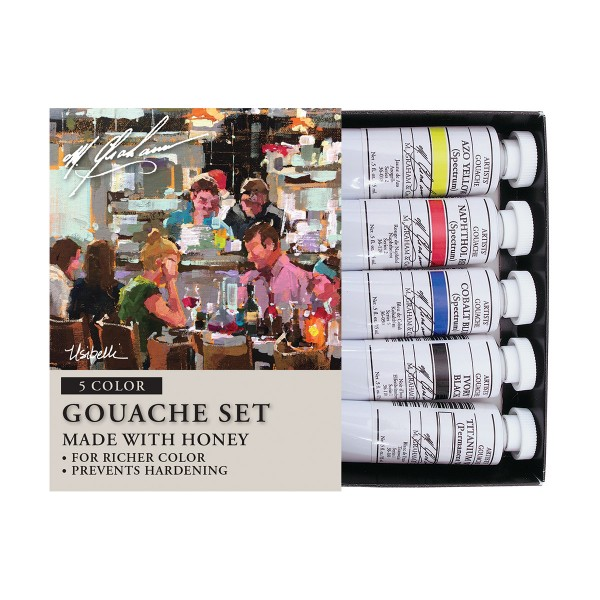 M. Graham & Co. Gouache Set 5