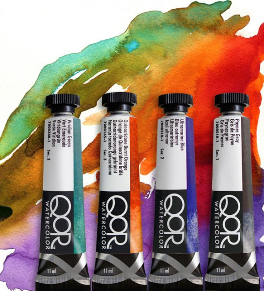 QoR Modern Watercolors 11ml