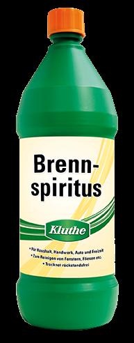 Kluthe Brennspiritus 1l