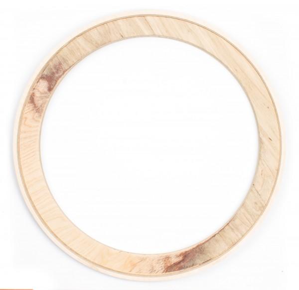 Kreis unbespannt aus Holz