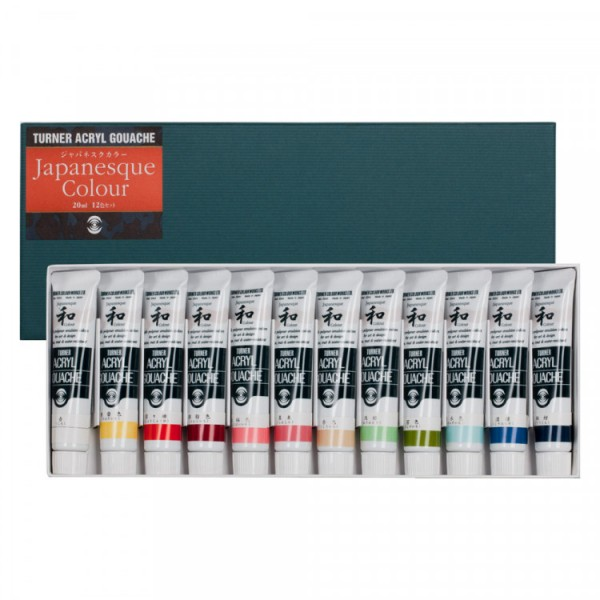 Turner Acryl Gouache SETS Basic