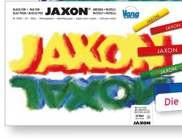 Vang Jaxon Ölpastelblock 100g