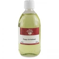 Old Holland Poppy Oil Refined E1105