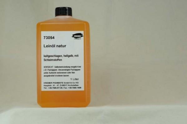 Kremer Leinöl natur, kaltgeschlagen (73054)