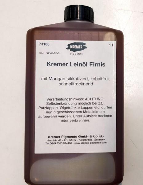 Kremer Leinöl Firnis (73100)