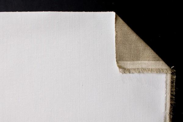 universally primed linen 400 g/m², 2.10 m width, coarse, No. 63