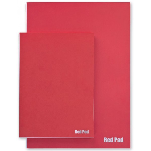 AMI Der Rote Block, Basic Red Skizzenblock 120g