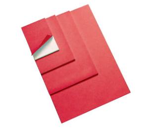 VANG Skizzenblock Basic Red