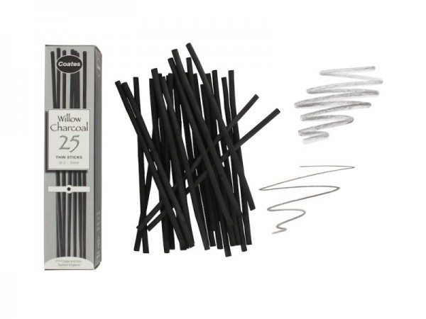 Coates Willow Charcoal Zeichenkohle