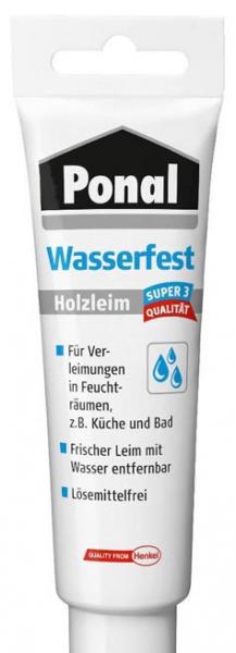 Ponal Wasserfest Holzleim Classic 120g