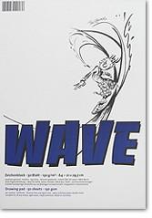 Kunst & Papier Wave Zeichenblock
