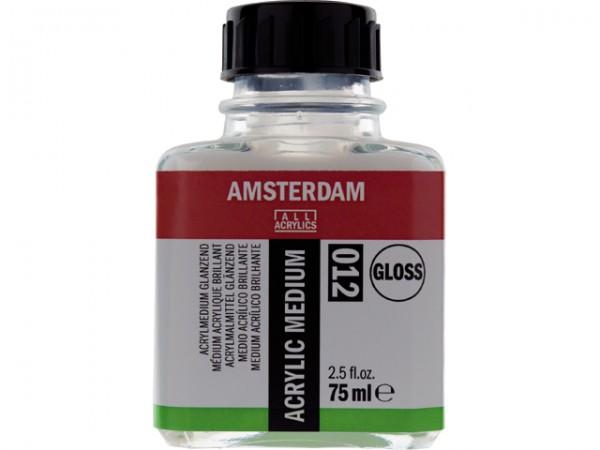 Talens Amsterdam Acrylmalmittel glänzend 012