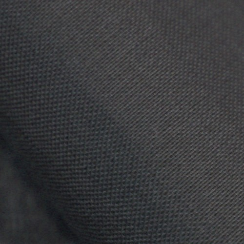 black primed cotton 320 g/m², 2.10 m width, medium- fine, No. 18787