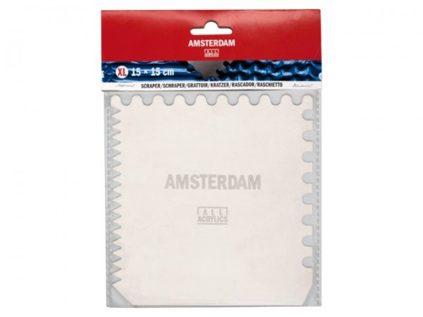 Amsterdam Kratzer 10x10cm