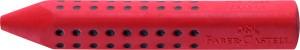 Dreikantradierer GRIP 2001 rot/blau Faber-Castell
