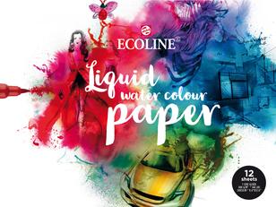 Talens Ecoline Papier 24x32 cm