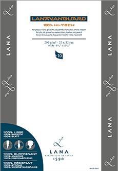 Hahnemühle Lanavanguard 200 g/m2 10 Blatt
