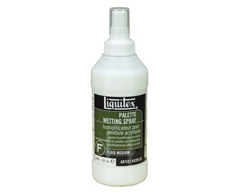 Liquitex - Fluid Palette Wetting Spray 237 ml
