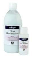 Vallejo Gloss Fluid Medium .475