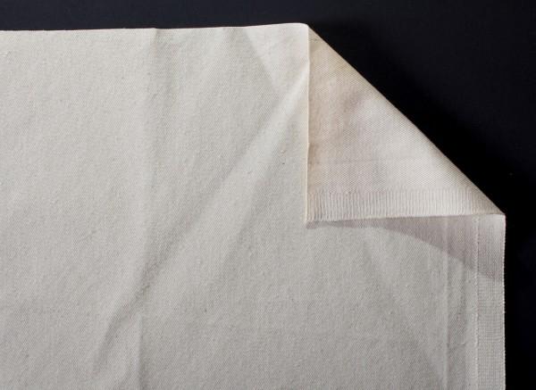 Ungrundierte Baumwolle Köper 260g, 1,64m breit