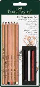 Faber-Castell Pitt Monochrome Set