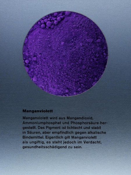 Kremer Manganviolett (45350) 100g