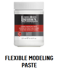 Liquitex - Flexible Modeling Paste
