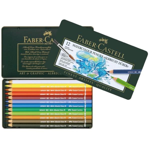 Faber-Castell Watercoour Pencils Albrech Dürer Set