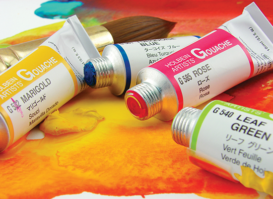 Holbein Artists Gouache Colors 15ml