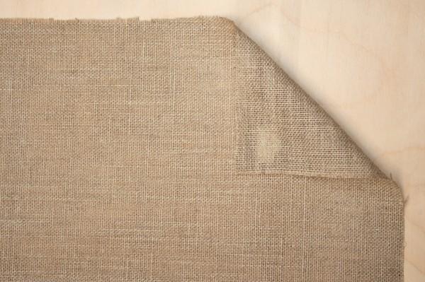 unprimed linen 260 g/m², 2.15 m width, medium- coarse, No. 09/GG