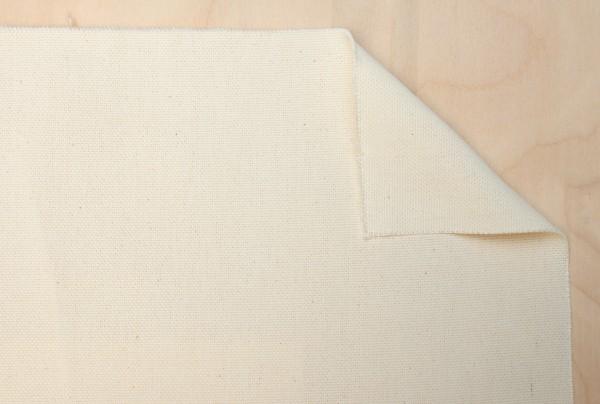 Unprimed cotton panama weave 430 g / m², 1.70 m width, No. 431