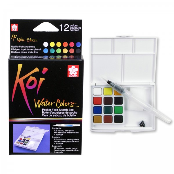 Sakura Koi Water Colors Set