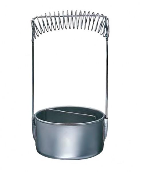 AMI Pinselwascher Aluminium 10cm Durchmesser